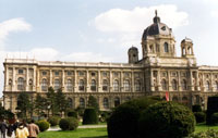 The Naturhistorisches Museum in Vienna, Austria (NHMW).
